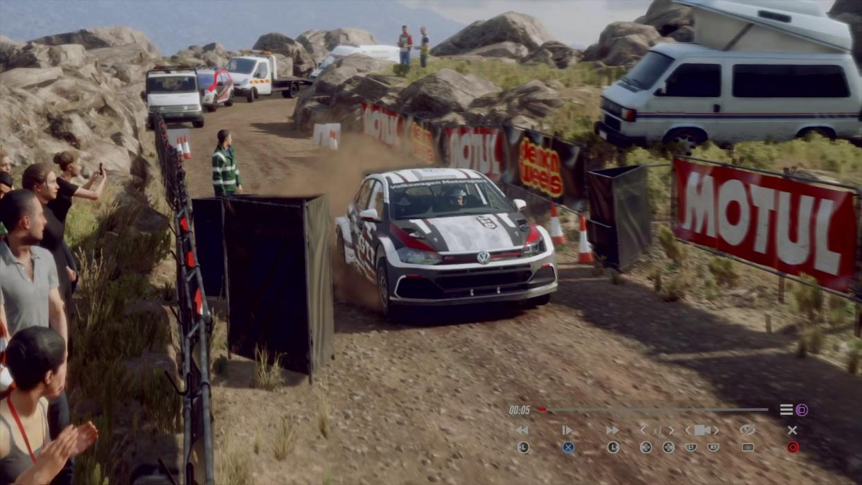 review Dirt rally 2.0