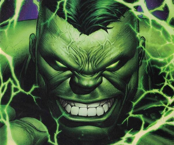 Marvel cambia los orígenes del Increíble Hulk