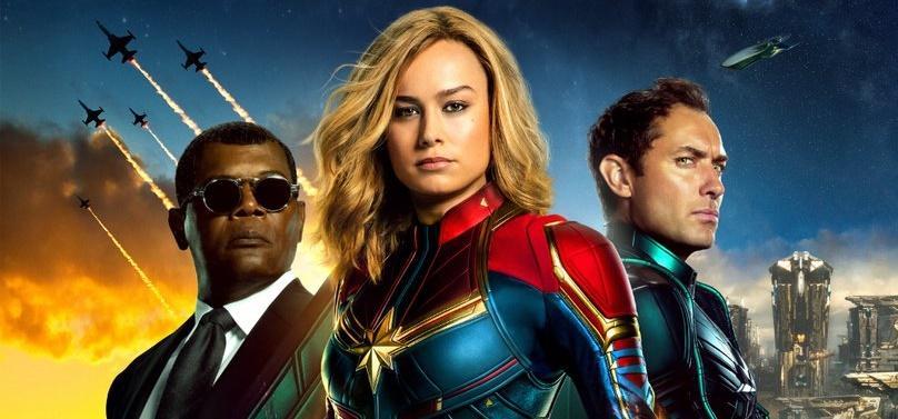 Capitana Marvel - Nuevo póster