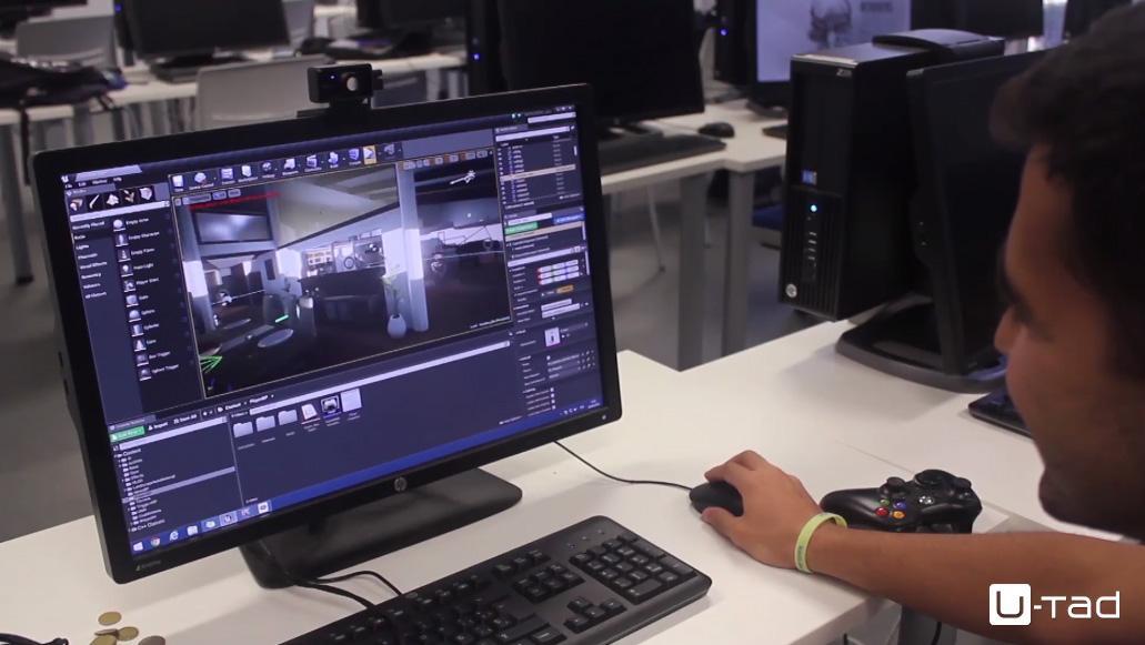 U-tad Video Game Design