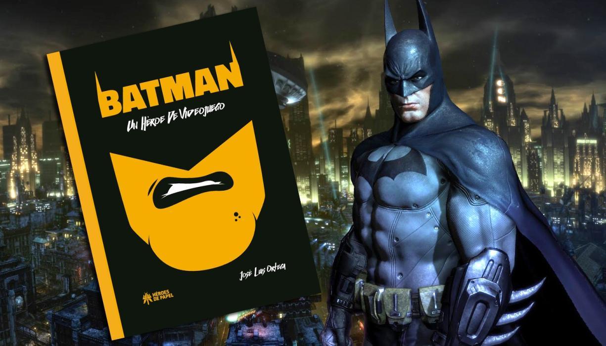 Batman libro