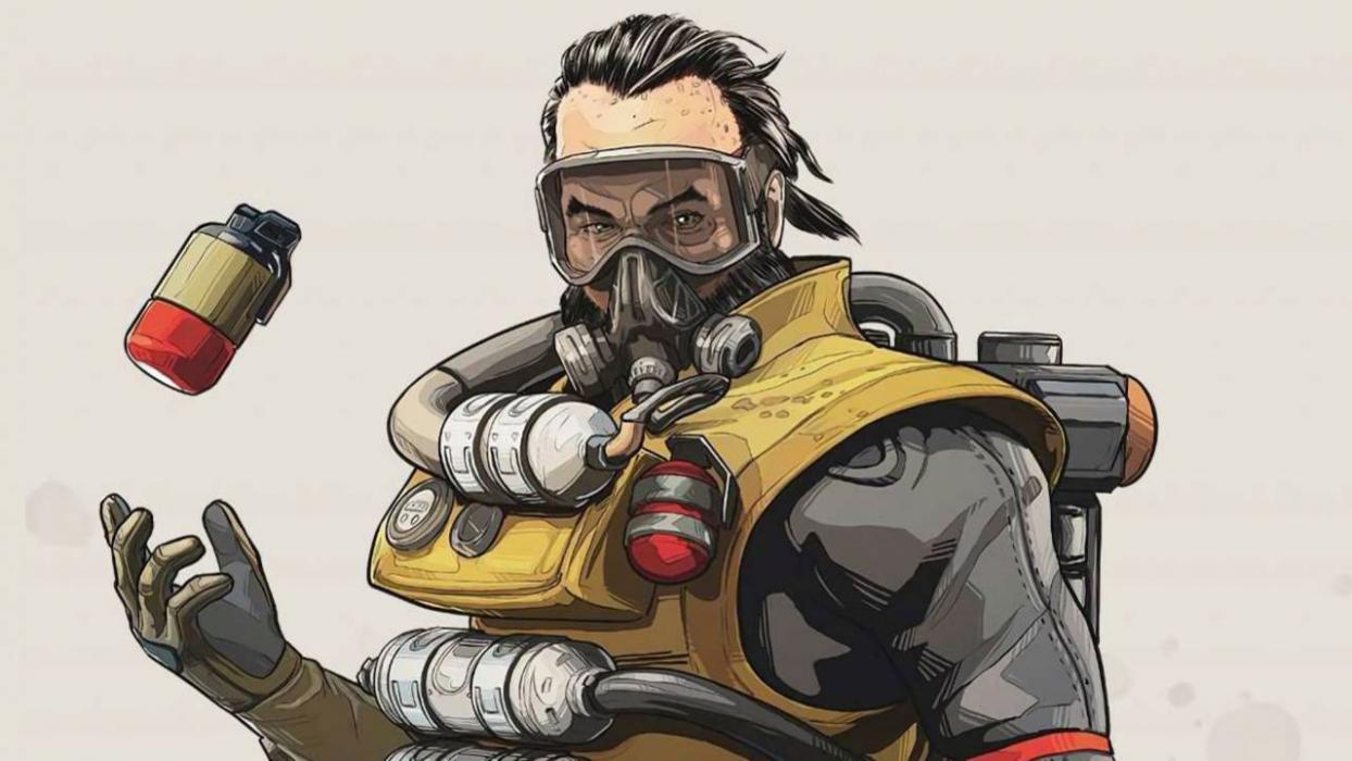 Caustic Apex Legends