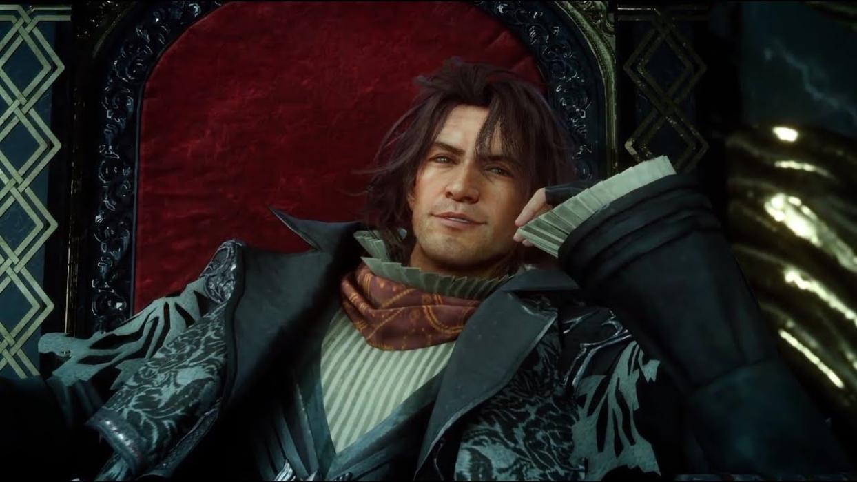 Final Fantasy XV Episodio Ardyn