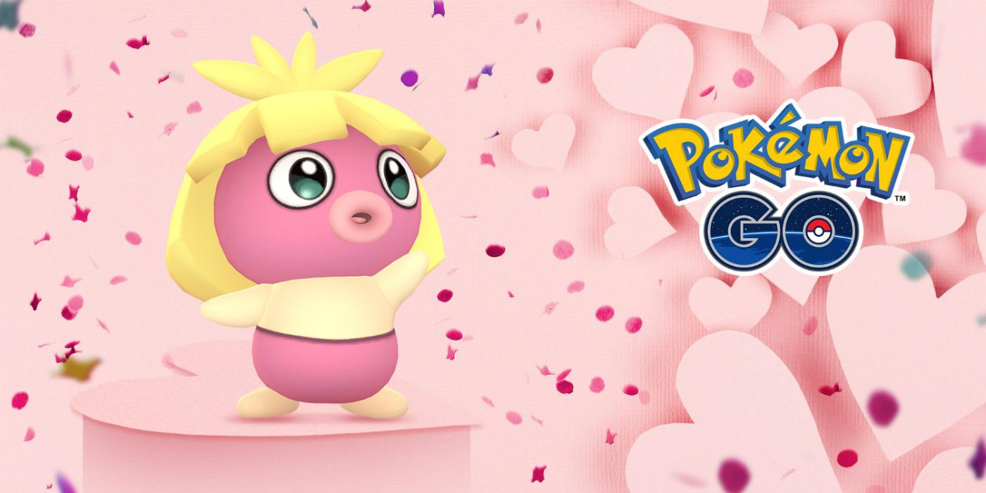evento san valentin, pokemon go,