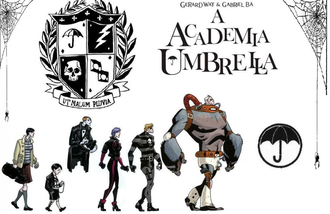 The Umbrella Academy - Comic