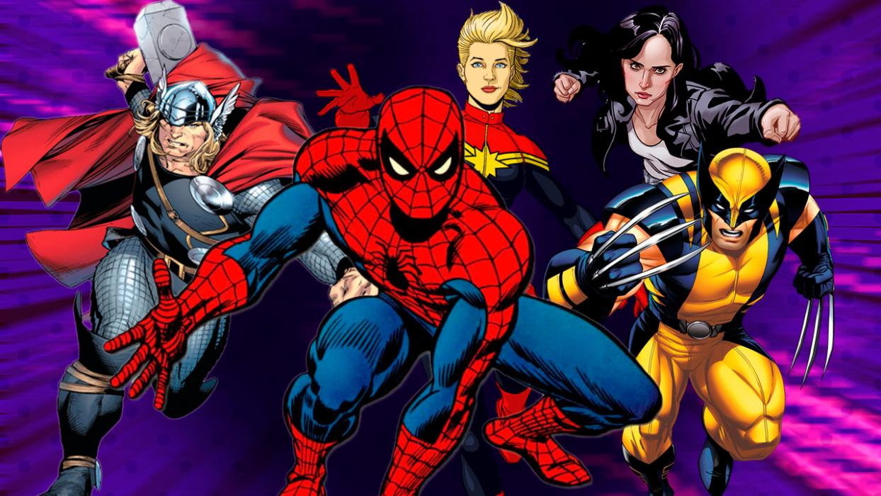 Personajes De Marvel: Cómics Recomendados Para Entender Los Personajes Más
