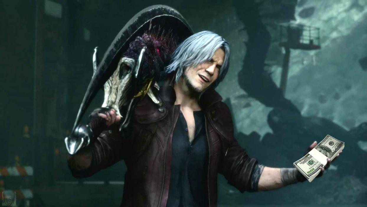 Devil May Cry PS4 Xbox One PC