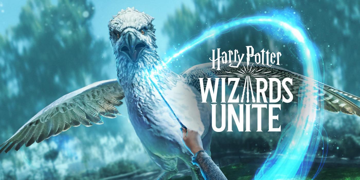 Harry Potter Wizards Unite gameplay