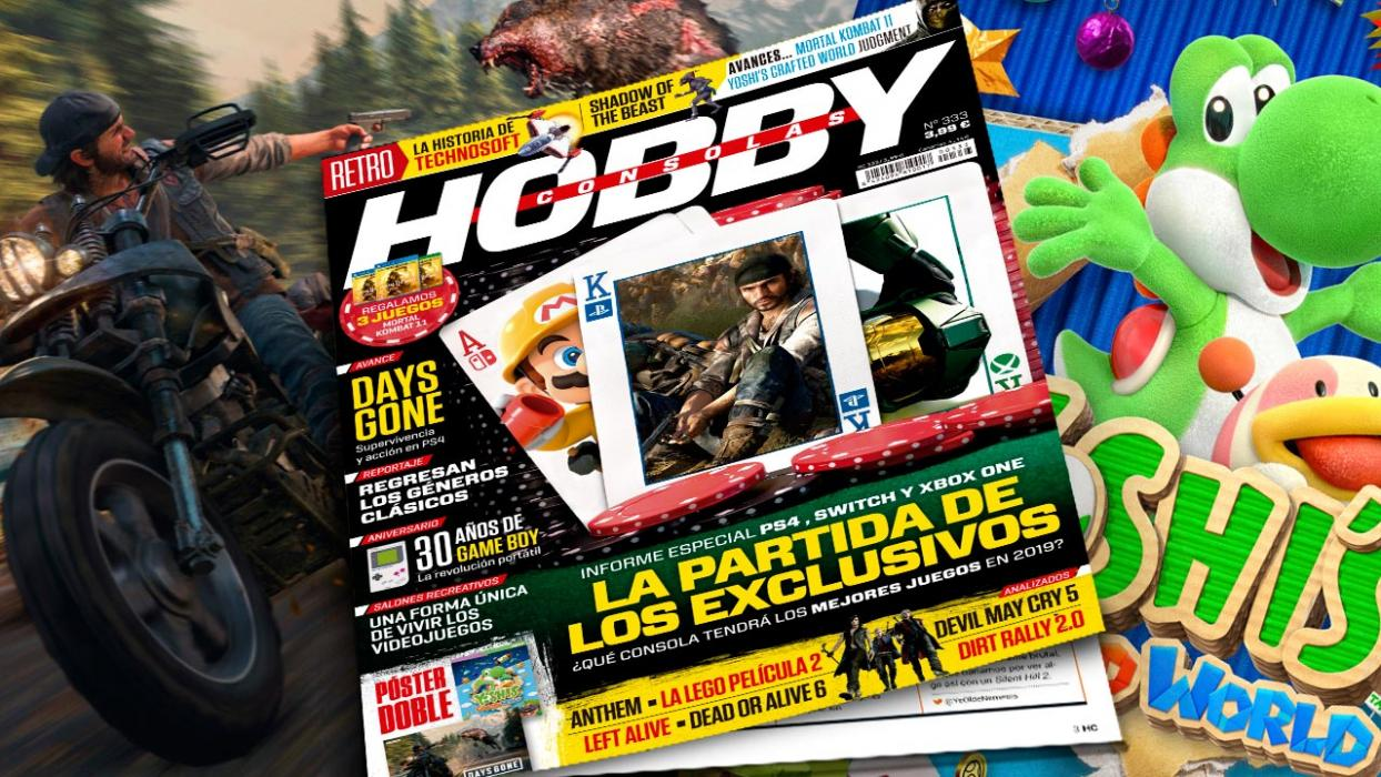 Hobby Consolas 333