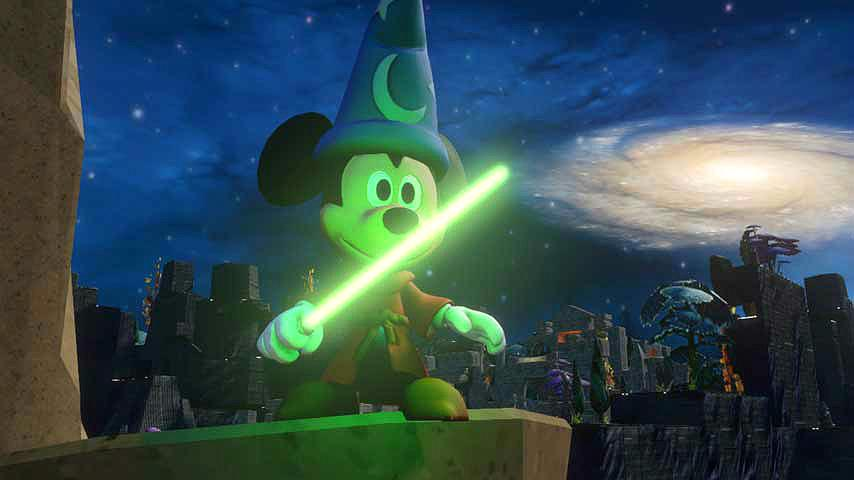 Kingdom Hearts 3 Marvel Star Wars