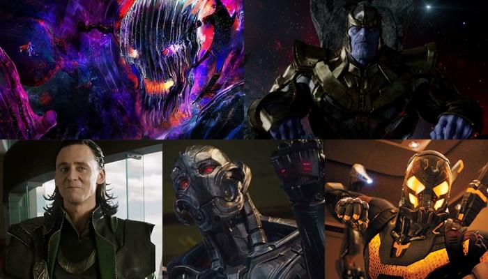 Ordenan Los Villanos Del Universo Marvel Por Su Tiempo En Pantalla