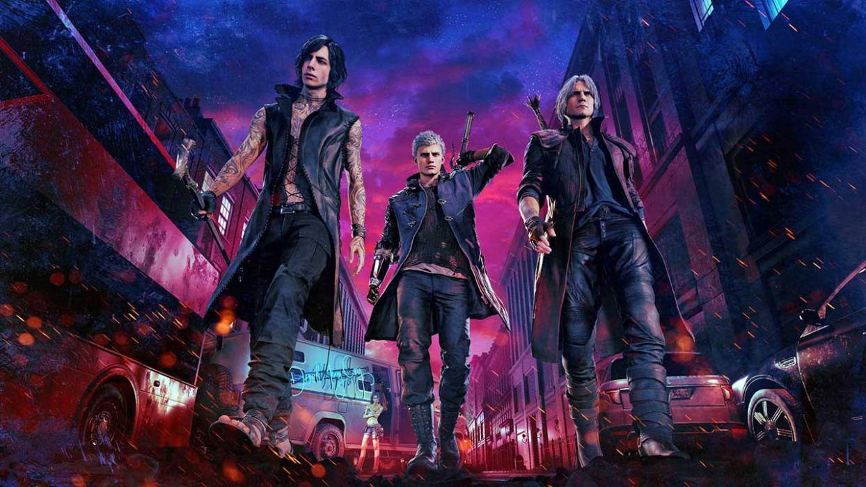Trajes Devil May Cry 5