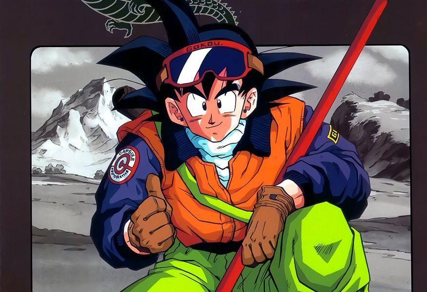 Dragon Ball - El episodio perdido ante de Dragon Ball Z