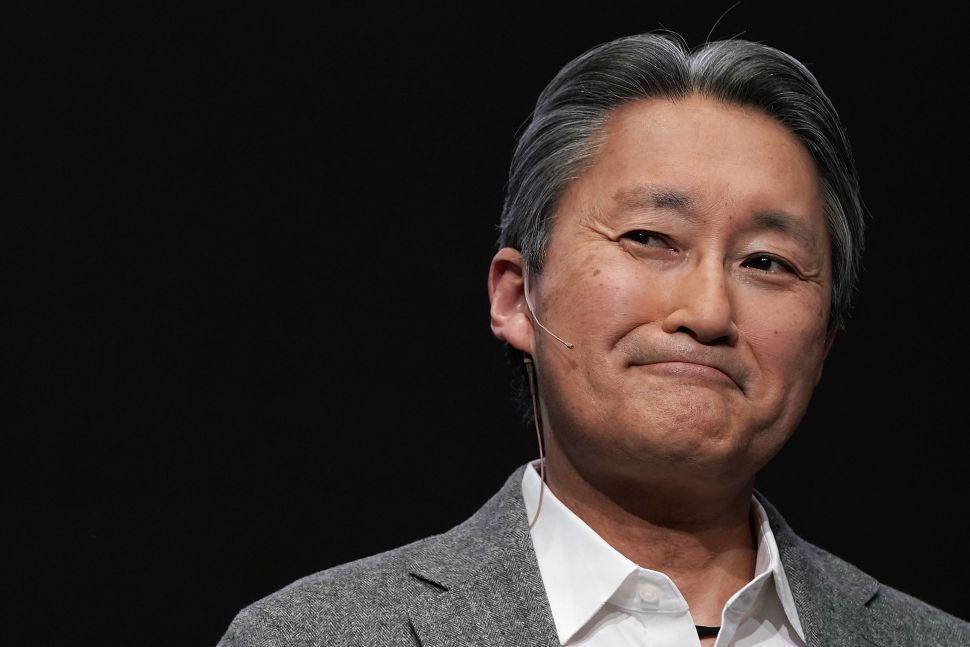 Kaz Hirai Sony PlayStation