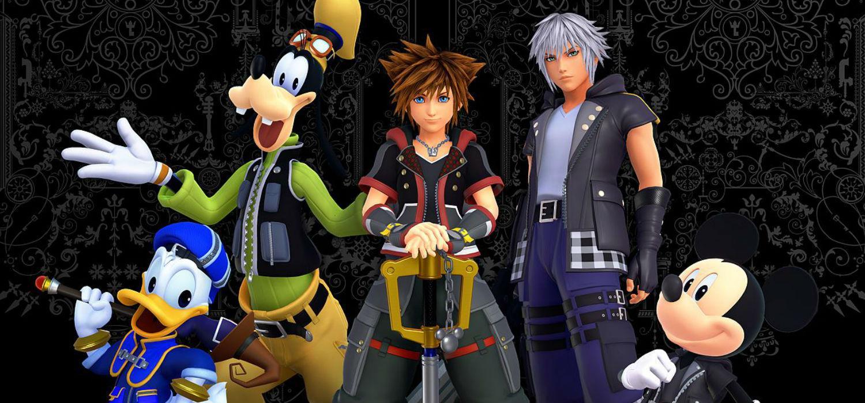 Kingdom Hearts cronología