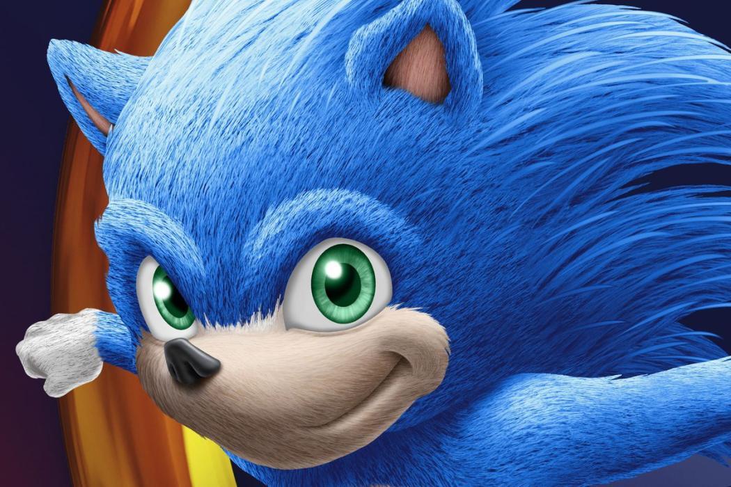 Sonic the hedgehog - pelicula