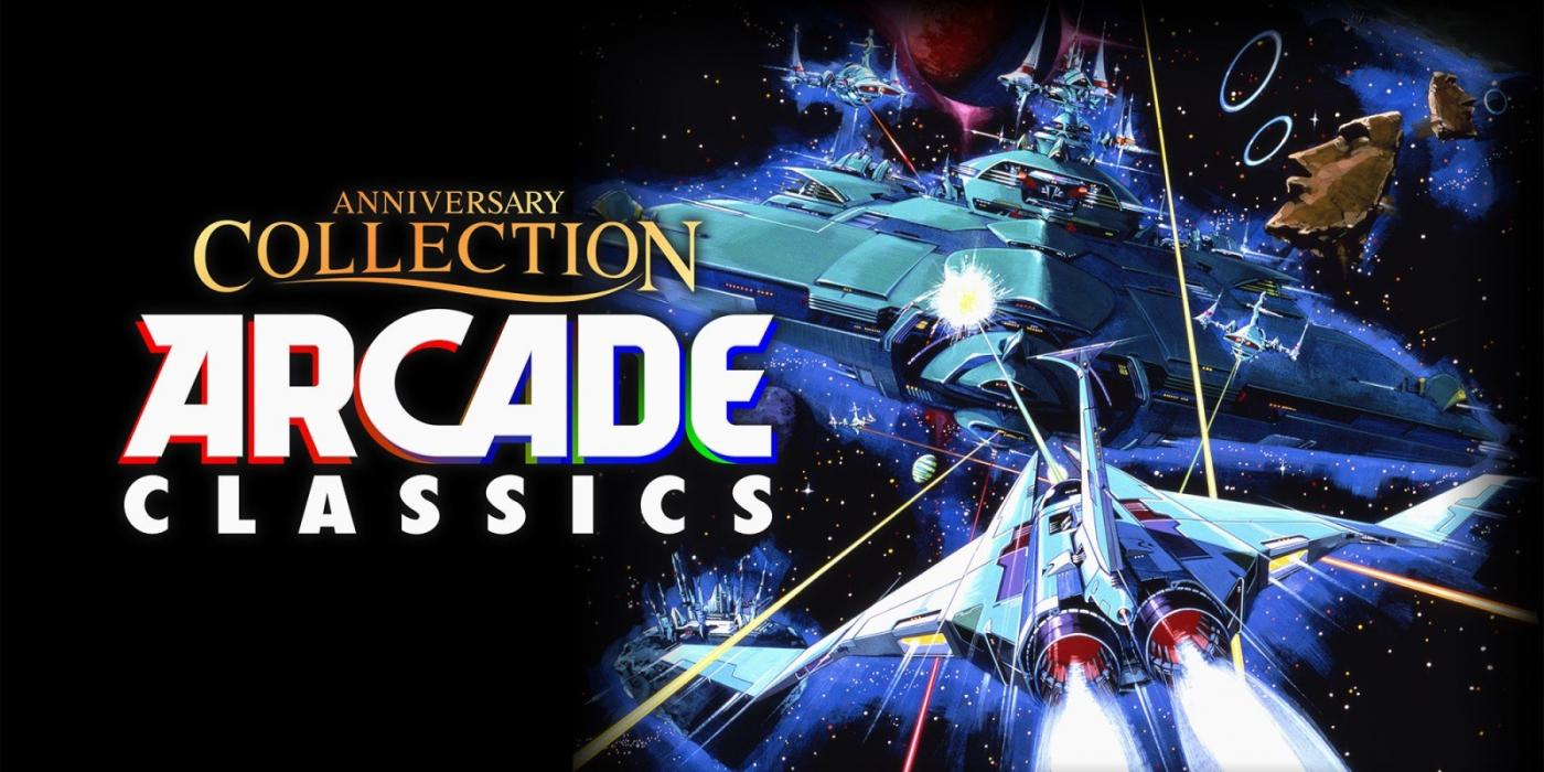 Análisis Anniversary Collection Arcade Classics
