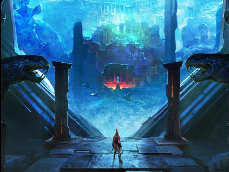Assasin's Creed Odyssey: El Destino de la Atlántida