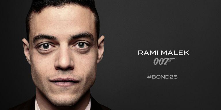 Bond 25 - Rami Malek