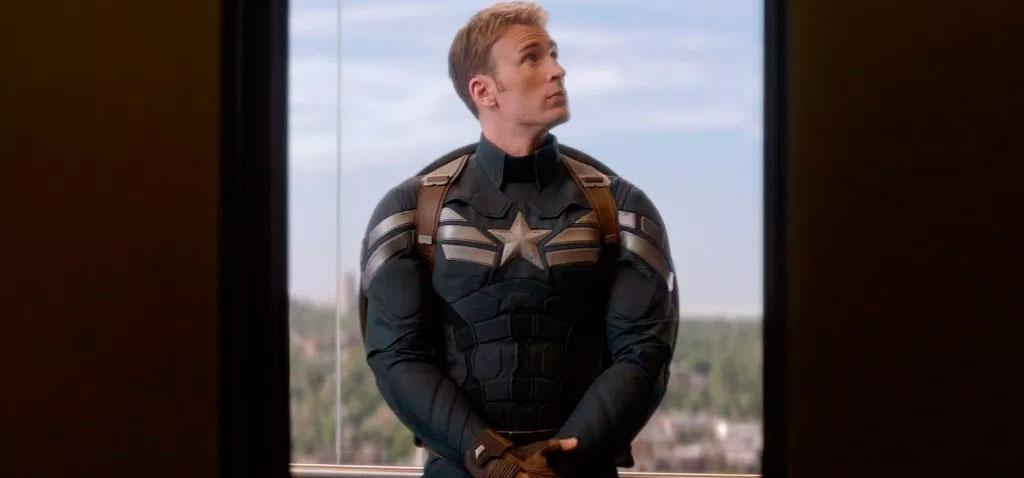 Capitán américa - Ascensor