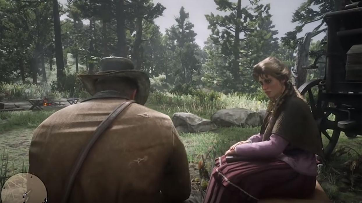 Confesiones Arthur Red Dead Redemption 2