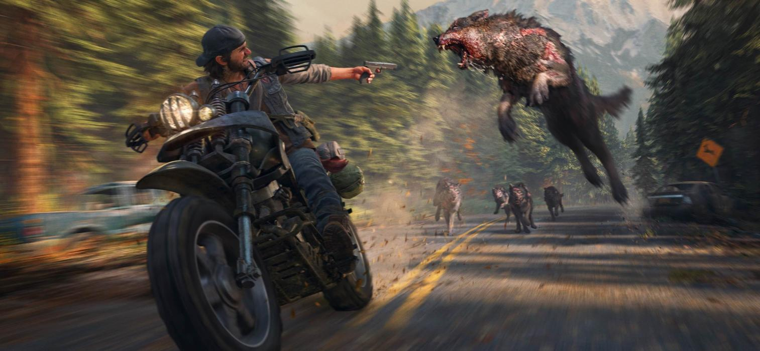 Days Gone calendario lanzamientos abril