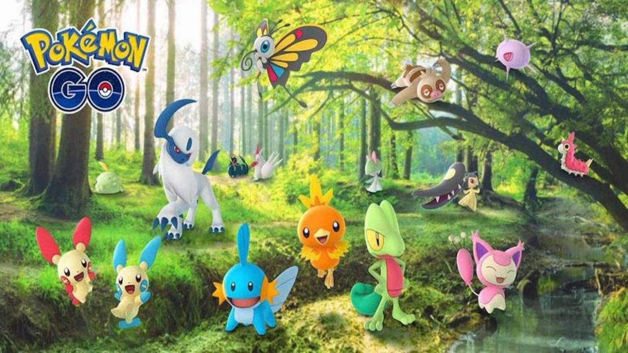 Día de la Tierra 2019 Pokémon GO
