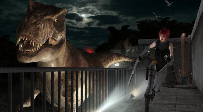 Dino Crisis con nuevas texturas HD luce espectacular