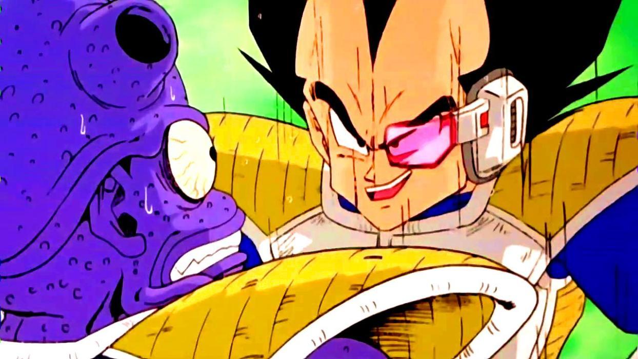 Dragon Ball Z episodio 45