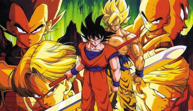 Dragon Ball Z tendrá nuevos packs en DVD