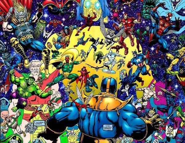 El fin del Universo Marvel