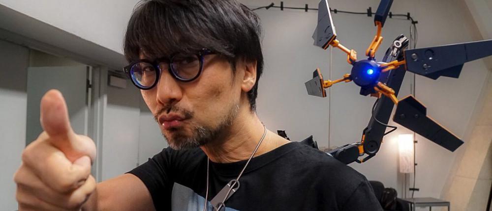 Too Old To Die Young Hideo Kojima Aparece En La Serie De Nicolas