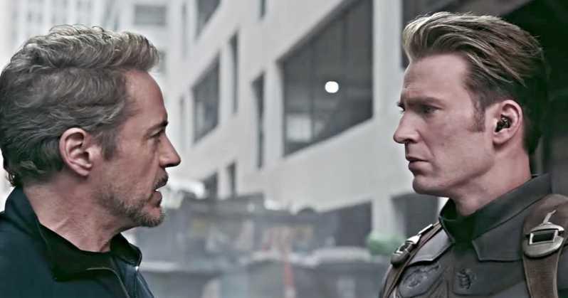 Vengadores Endgame Y Las Grandes Frases De Iron Man Y