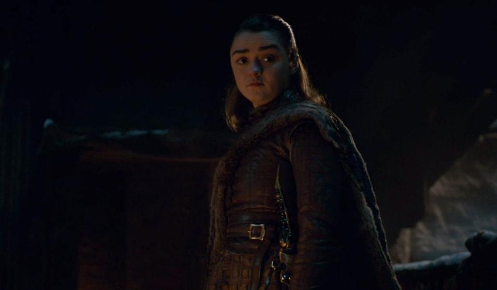 Juego de Tronos temporada 8 - Maisie Williams se pronuncia sobre ESA escena de Arya