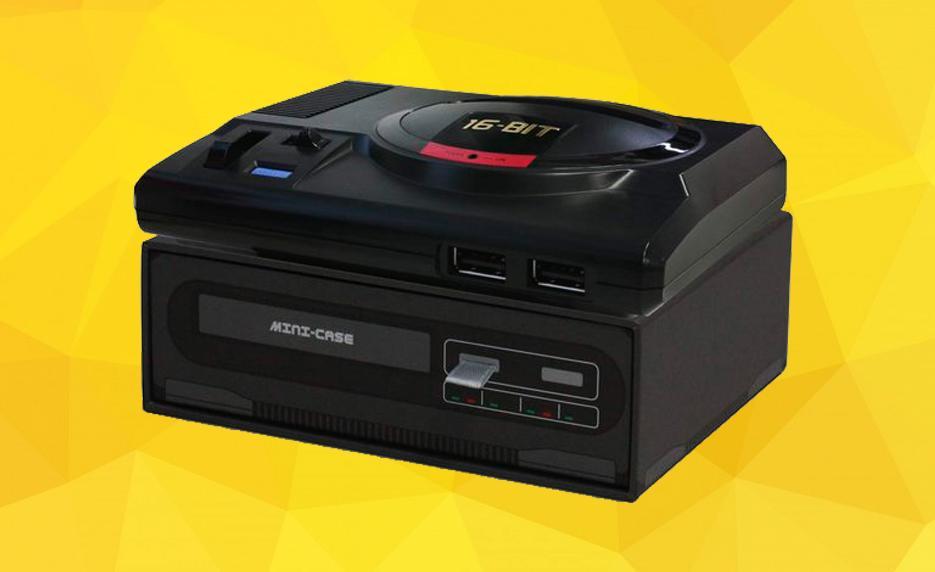 Sega CD Mini