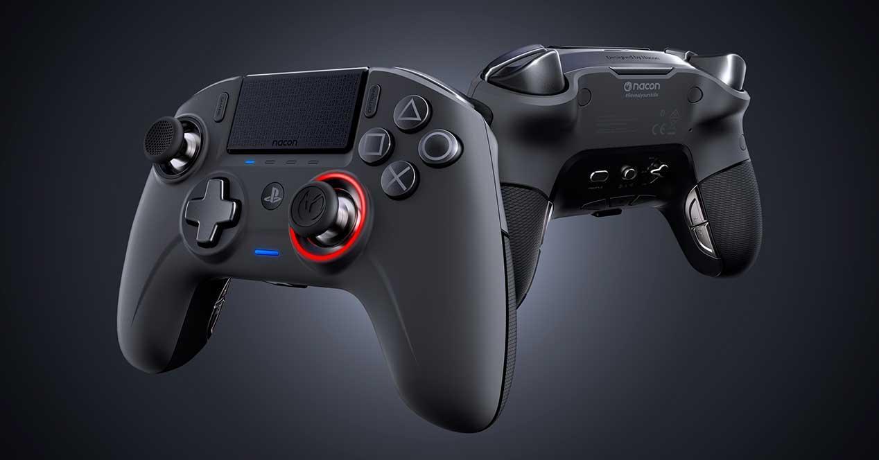 Así es el mando Nacon Revolution Unlimited para PS4 y PC