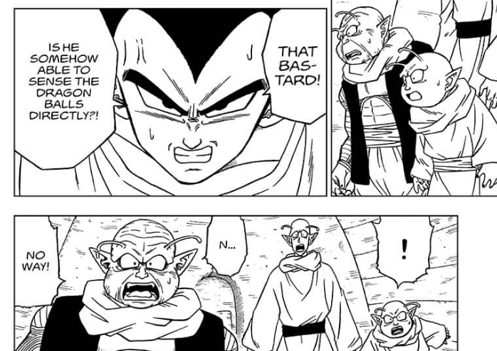 El secreto de Moro en Dragon Ball Super