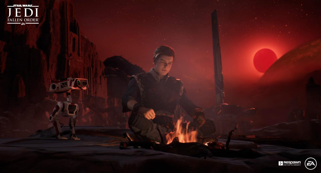 Star Wars Jedi Fallen Order PS4 Xbox One PC