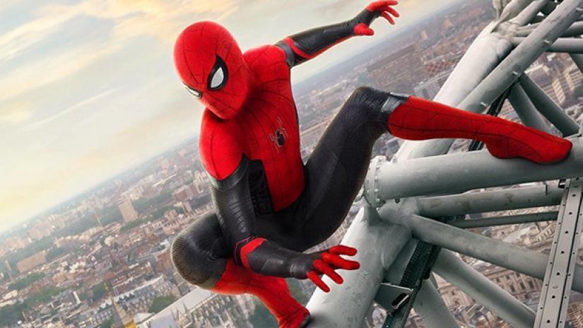Spider-Man: Far From Home adelanta su estreno en cines