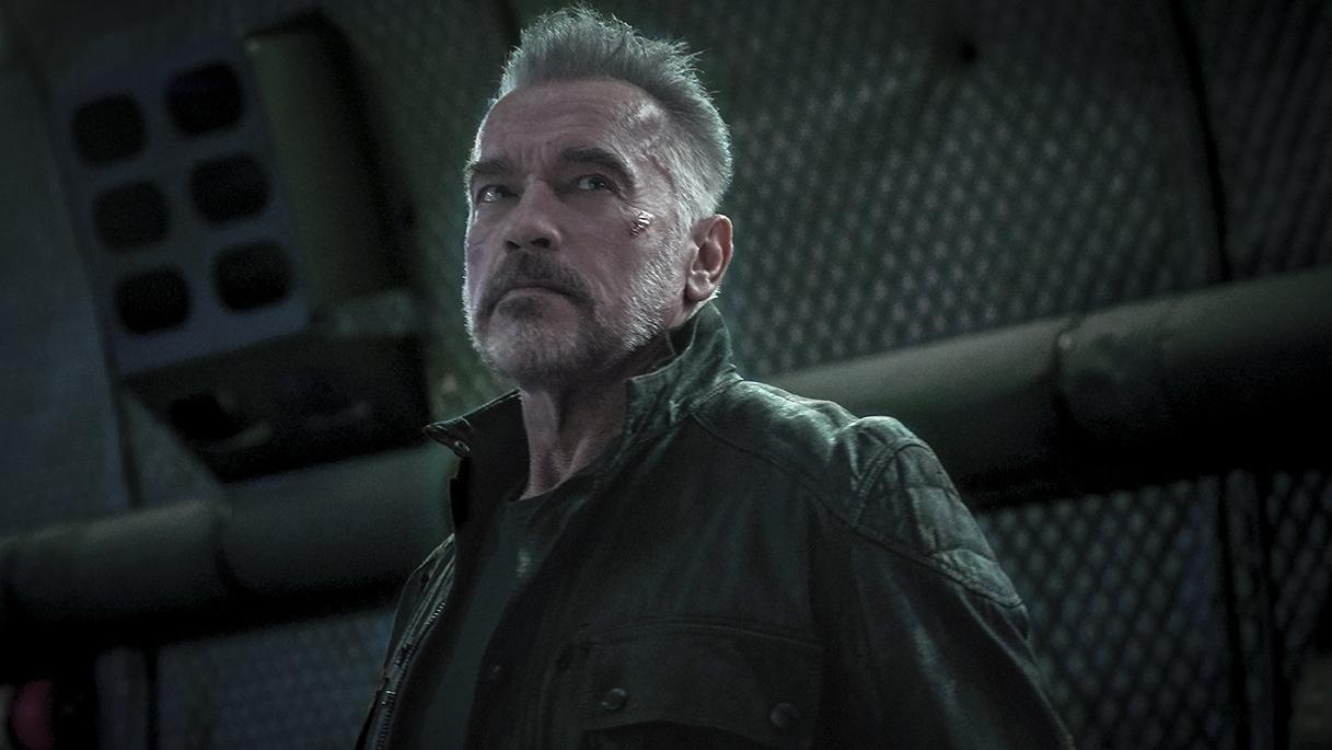 Terminator: Destino oscuro - Arnold Schwarzenegger