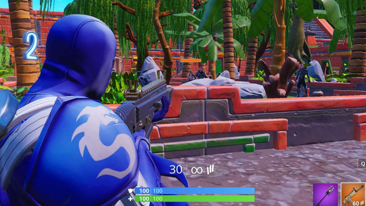 Ajustes Fortnite temporada 9