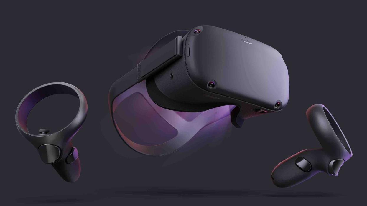Analisis Oculus Quest