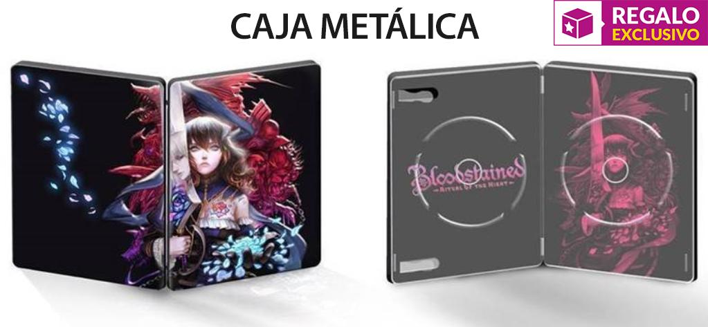 Bloodstained: Ritual of the Night en GAME