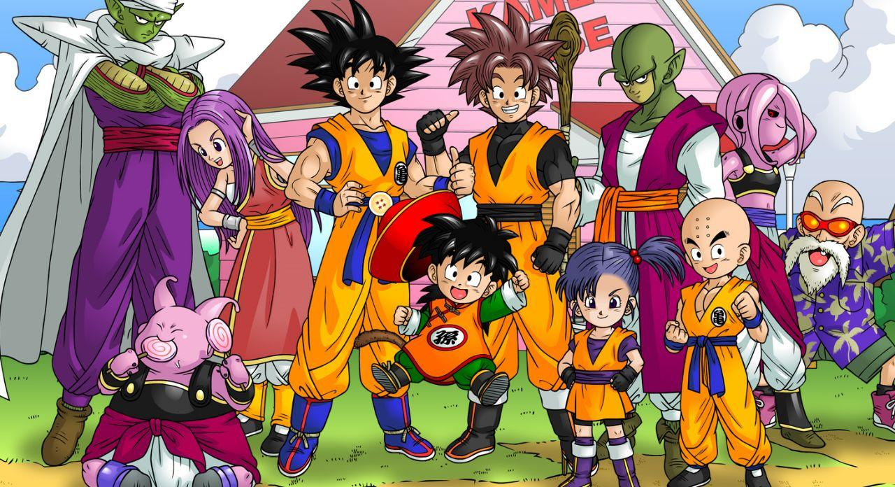 Dragon Ball Time and Space Legend