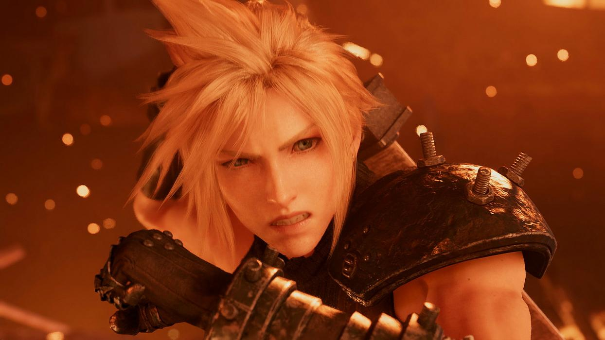 Final Fantasy VII remake E3 2019