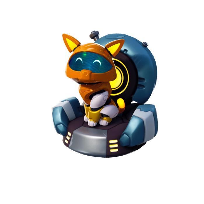 Fortnite temporada 9 mascota Kyo