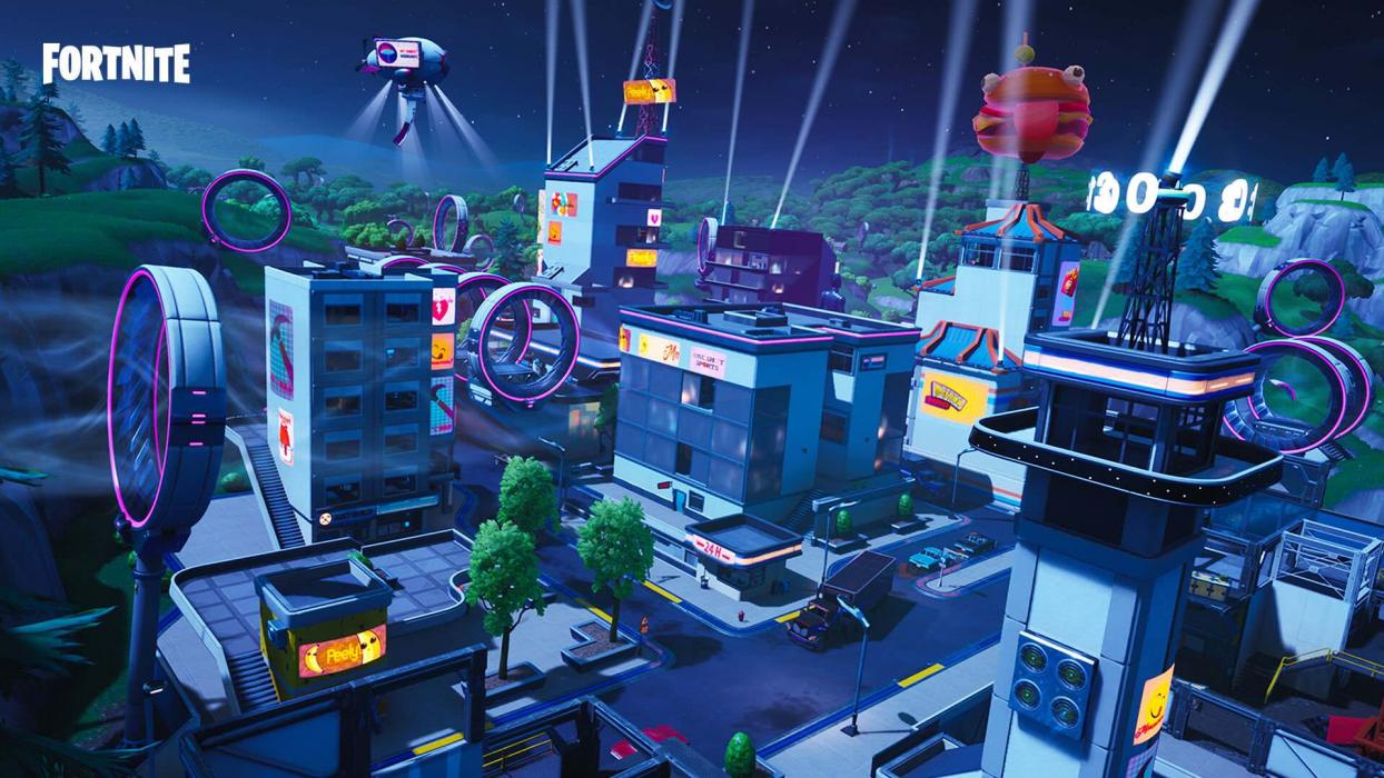 Mapa Fortnite Temporada 9.Fortnite Temporada 9 Todos Los Cambios Del Mapa