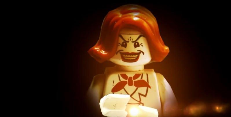 It: Capítulo 2 LEGO