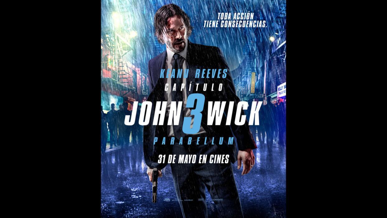 John Wick capitulo 3