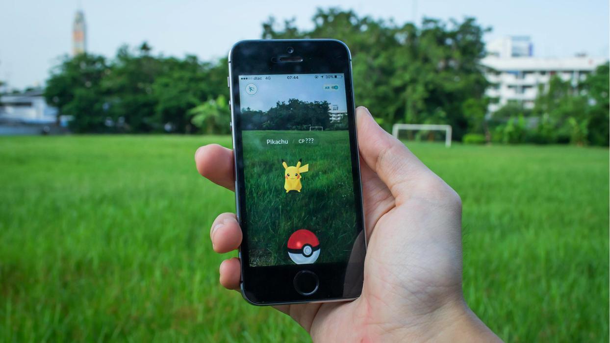 Pokémon nuevo juego móvil